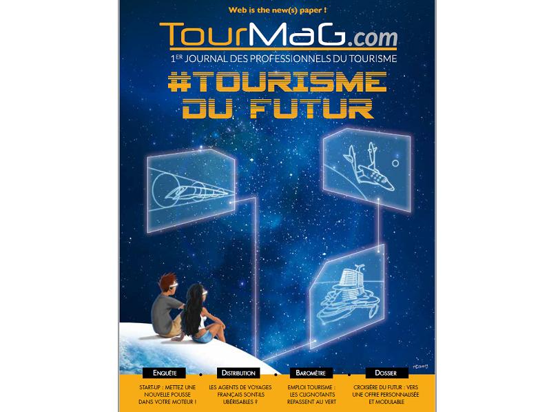 La couverture du magazine spécial de TourMaG.com pour l'IFTM 2016 - DR : TourMaG.com