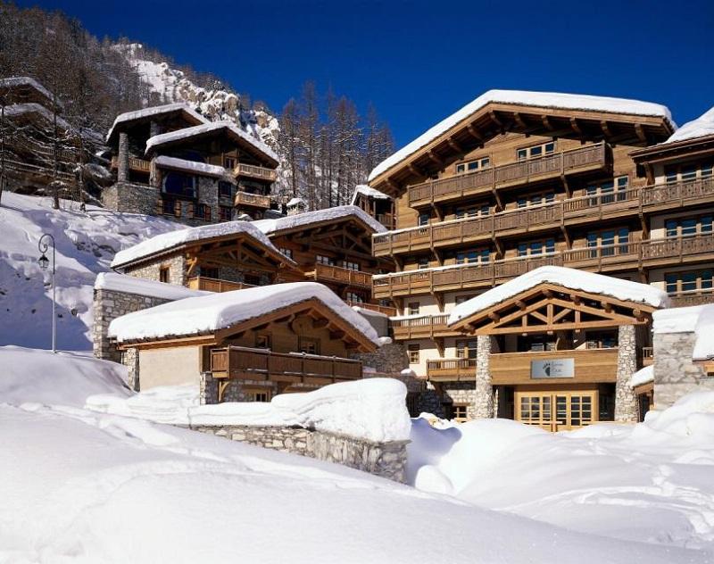DR : Les Barmes de l'Ours Hôtel & Spa