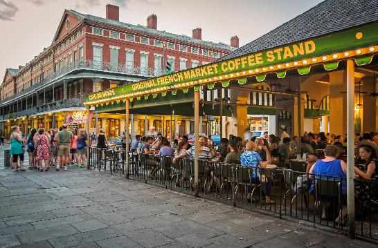 Les touristes internationaux sont venus nombreux visiter la Nouvelle-Orléans en 2015 - Photo : DR