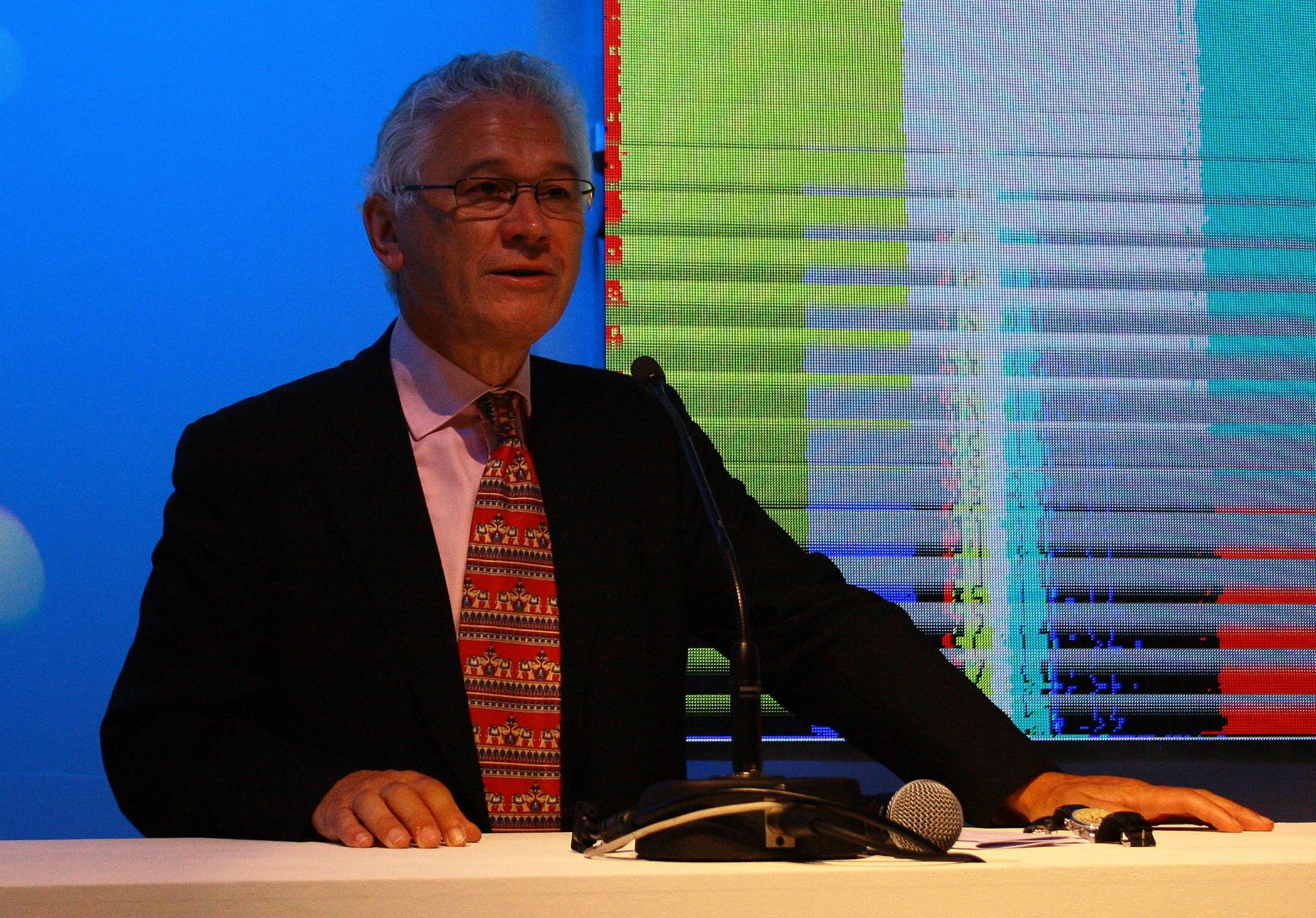 Hervé Juvin, président de l'Observatoire Eurogroup Consulting