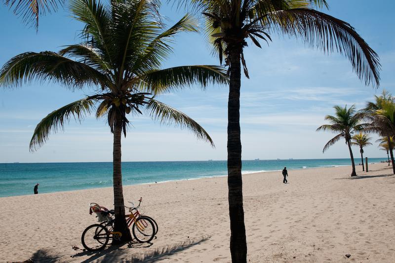 La ville de Fort Lauderdale veut séduire les touristes français. DR Fort Lauderdale.