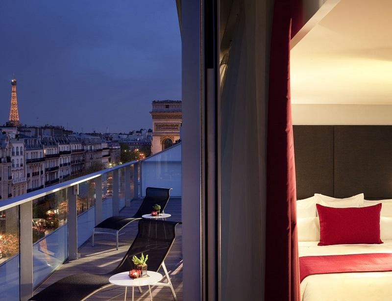 En France, le groupe compte désormais 37 hôtels répartis sur 8 marques - DR : Marriott