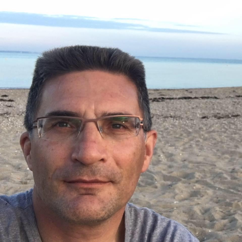Bertrand Onfray, directeur délégué de Saint-Nazaire Tourisme et Patrimoine