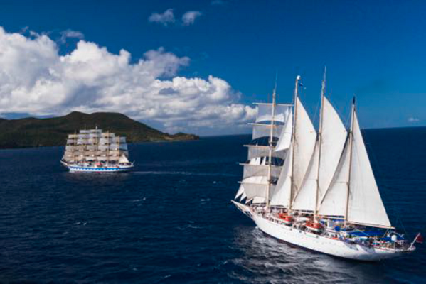 Star Clippers lance de nouvelles destinations pour 2017/2018 - Photo : Star Clippers