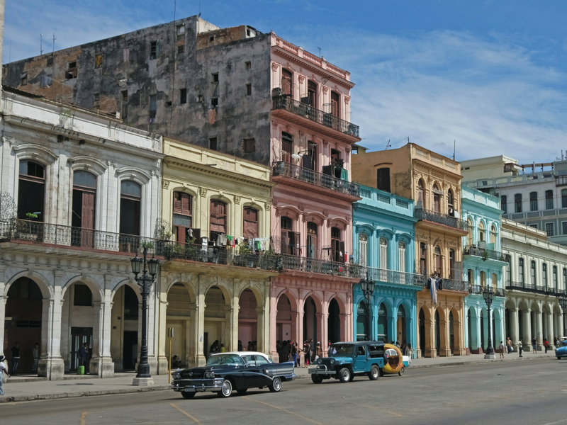 Pour l'heure, le pays de Fidel Castro est comme suspendu entre un passé singulier et un avenir qui reste à écrire © Fotolia