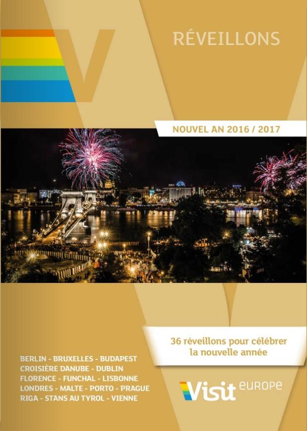 Hiver 2016-2017 : Visit Europe fait le plein de nouveautés pour le Nouvel An