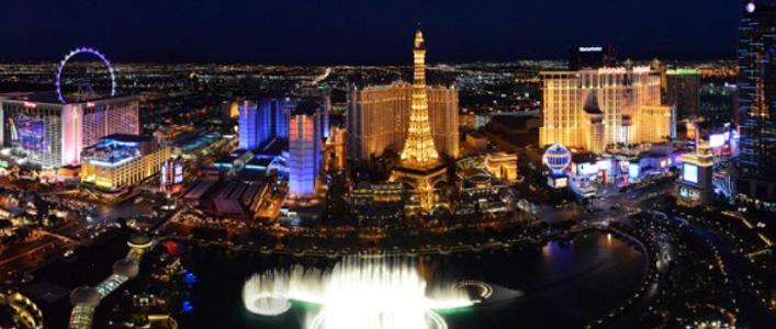 Las Vegas est la destination phare pour le tourisme d'affaires aux Etats-Unis - Photo : DR