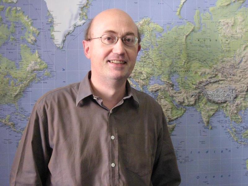 Thierry Girard, DSI du TO Asia