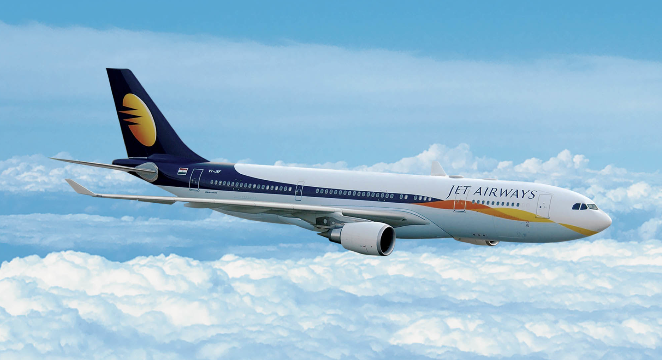 La compagnie Jet Airways espère devenir le premier transporteur entre l'Europe et l'Inde. DR Jet Airways.