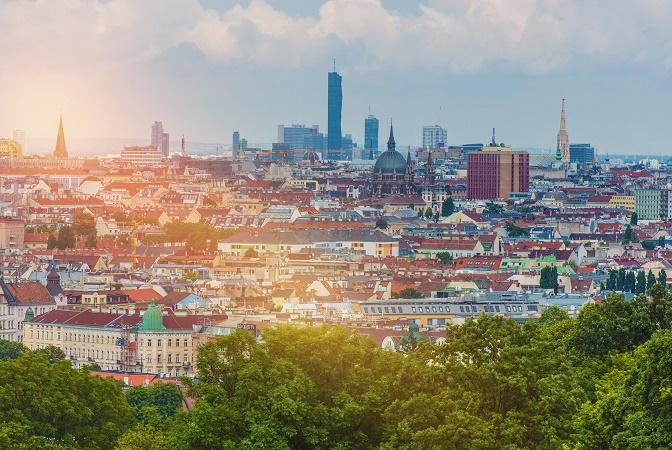 La ville de Vienne réglemente la location touristique - Photo : Tomasz Zajda-Fotolia.com