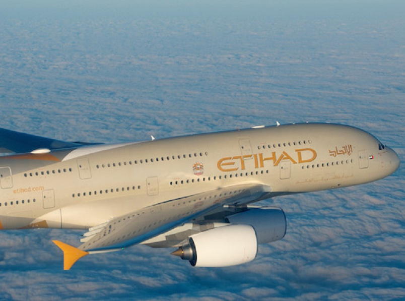 Etihad veut s'associer à TUI en Europe - Photo : Etihad Airways