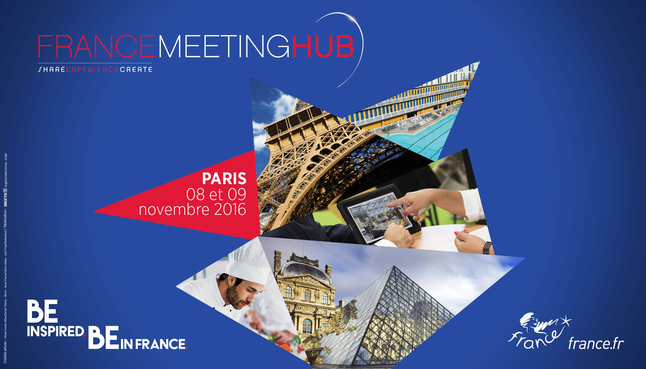 France Meeting Hub 2016, sous le signe de l'innovation