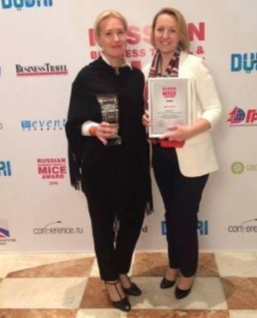 Atout France wins the Award for Best Tourism Office