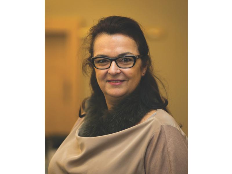 Véronique Bertrand, directrice Meetings & Events du Club Med © Cyril Etien
