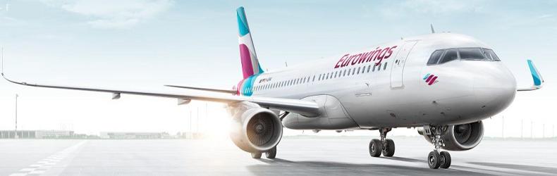 Eurowings renforce son programme sur sa nouvelle base de Palma de Majorque pour l'été 2017 - Photo : Eurowings