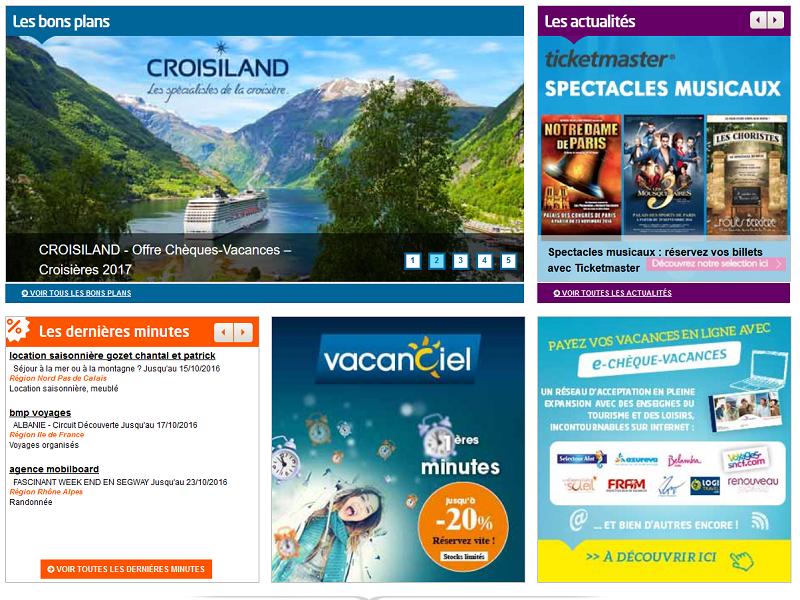 E Cheque Vacances 75 Pros Connectes Un An Apres Son Lancement