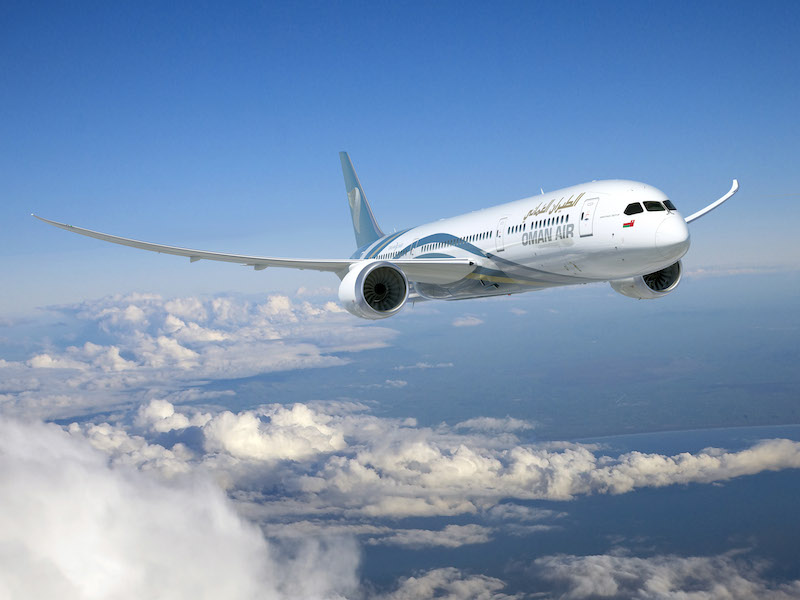 Oman Air se lance en vol quotidien entre Paris et Mascate. DR Oman Air