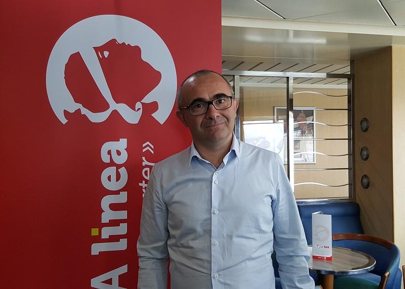 Pierre-Antoine Villanova, directeur général de Corsica Linea - DR : A.B.