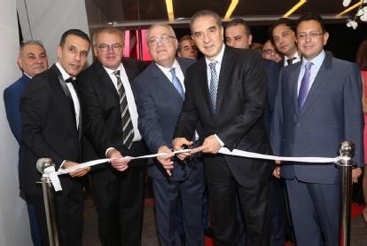 Lors de la cérémonie d'inauguration, Pierre-Frédéric Roulot, P-dg du groupe, a accueilli Michael Pharaon, ministre libanais du Tourisme et des centaines d'invités de marque, célébrités, journalistes et artistes - DR
