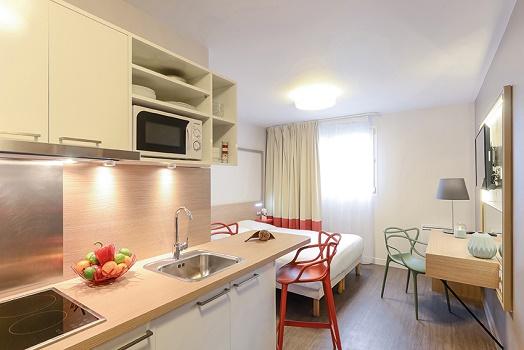 L'Appart'City Bordeaux Centre Ravezies comptera 140 appartements - Photo : Appart'City