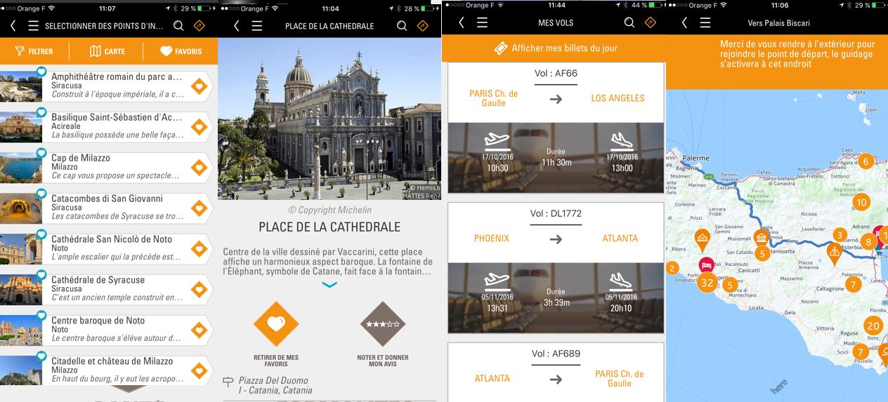 Application : Comptoir des Voyages lance son carnet de voyages 2.0