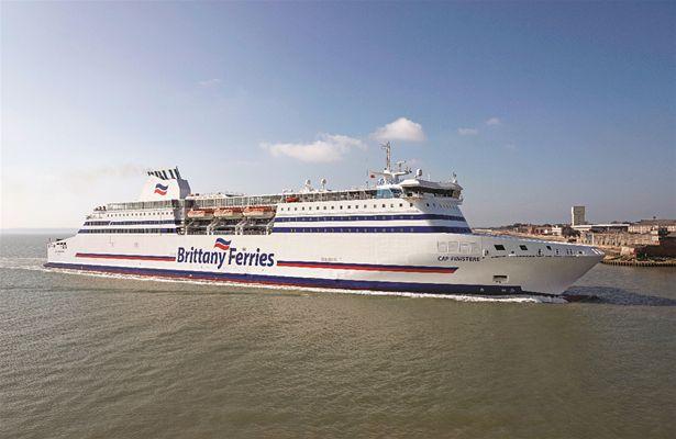 Au total la compagnie a transporté 2.674.000 passagers sur l'ensemble de ses lignes - Photo crédit Brittany Ferries