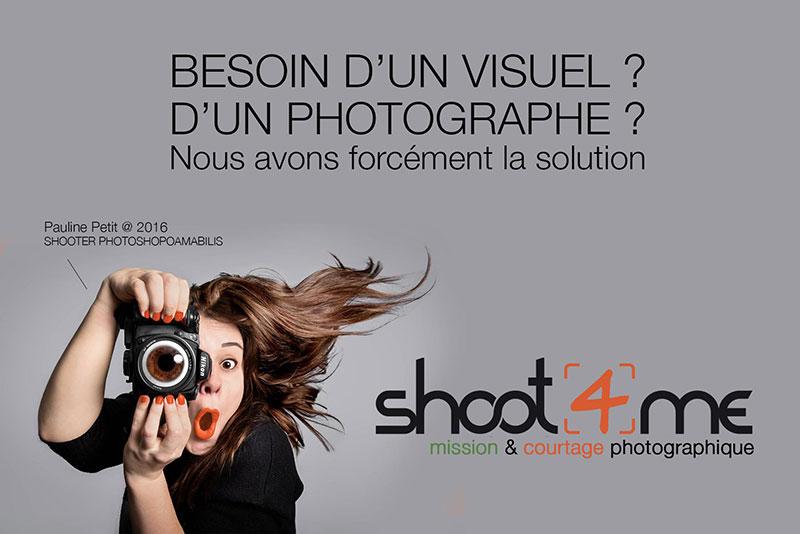 La start-up mobilise, en temps réel, une communauté de photographes inscrits sur la plateforme pour répondre aux besoins des acteurs du tourisme qui souhaitent acquérir des visuels ou trouver un photographe, de manière simple, rapide, unique, adaptée spécifiquement à leur besoin, au bon tarif, dans un cadre juridique sécurisé (c) Shoot4ME