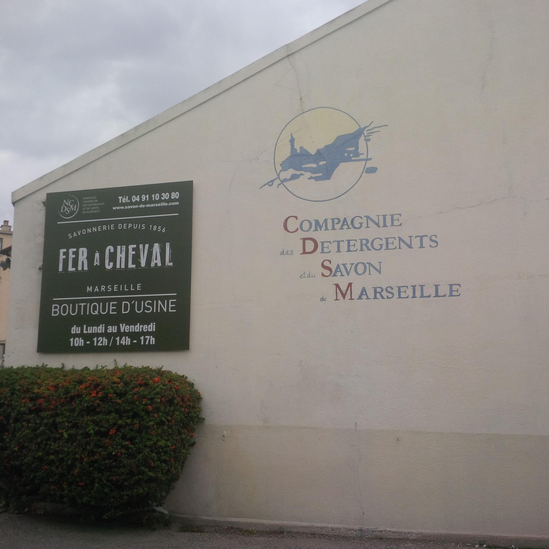 La savonnerie marseillaise « Le Fer à Cheval » fête son 160e anniversaire