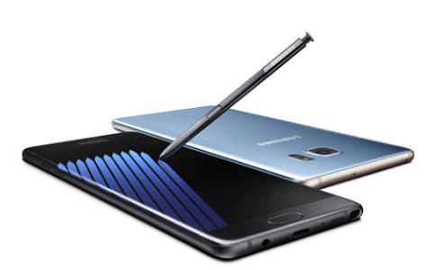 Le Samsung Galaxy Note 7 n'est plus autorisé à bord des avions de Catahy Pacific et de Dragonair - Photo : Samsung