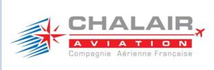 Chalair : Bordeaux - Nantes dès le 14 novembre prochain