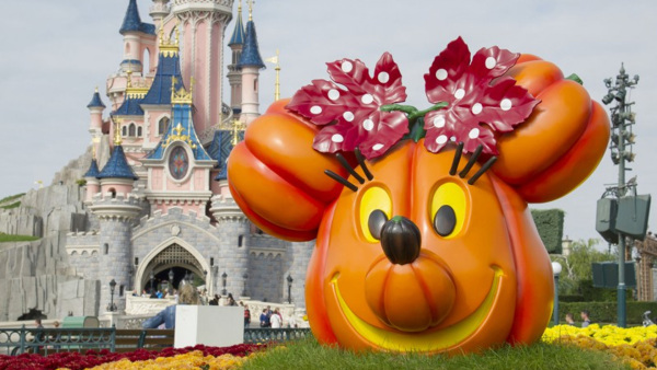 Halloween is a much anticipated period of the year for French parks