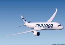 Finnair positionne un A350-900 sur sa ligne Helsinki-SIngapour