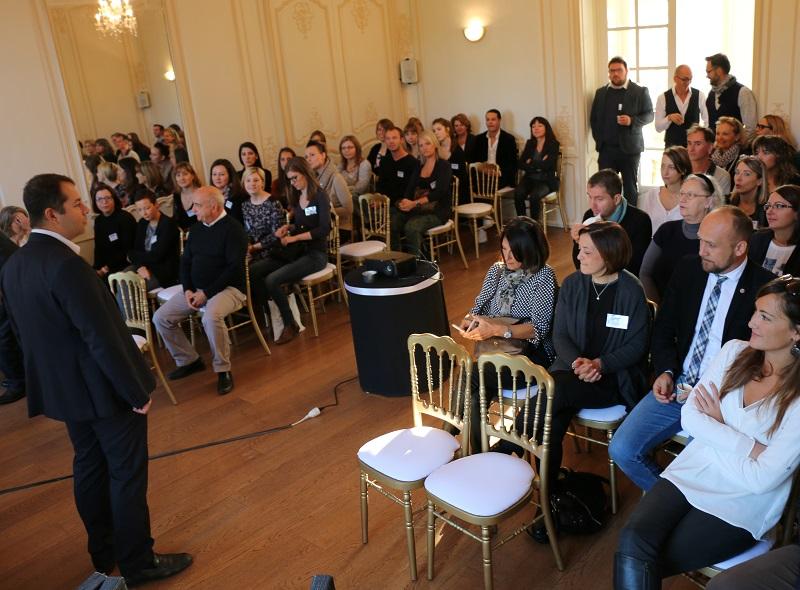 Les Universités Prêt-à-Partir permettent aux agences du réseau d'échanger à la fois entre elles, avec la direction, mais aussi avec les partenaires - DR : Prêt-à-Partir