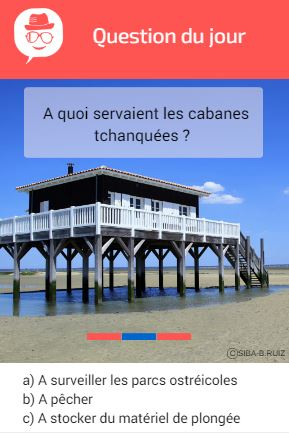 Un exemple de quizz - DR : Good Morning Saisonniers