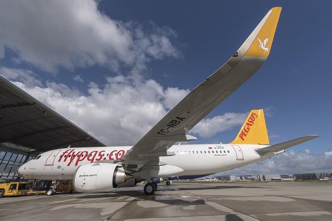 Pegasus Airlines a vu son trafic passager grimper de plus de 7 % au cours des trois premiers semestres de 2016 - Photo : Pegasus Airlines