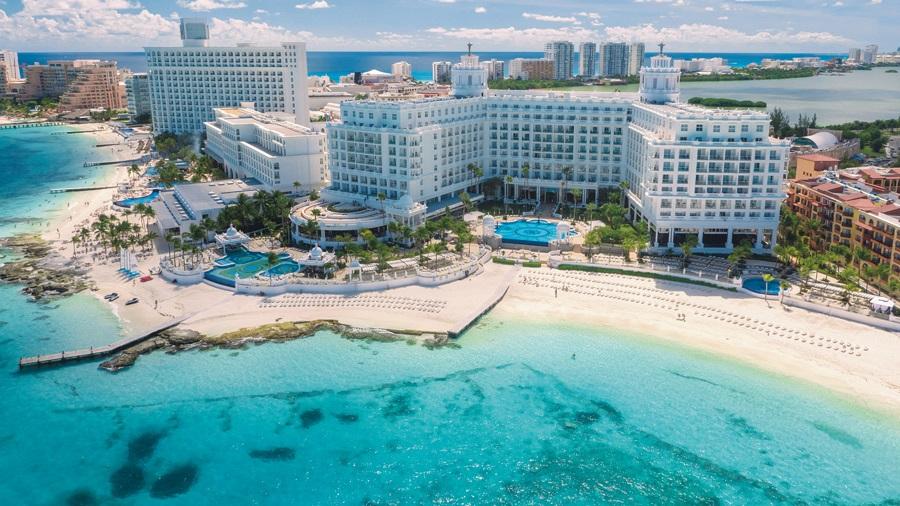 Le Riu Palace Las Americas à Cancun, a rouvert ses portes après une phase de rénovation - Photo RIU