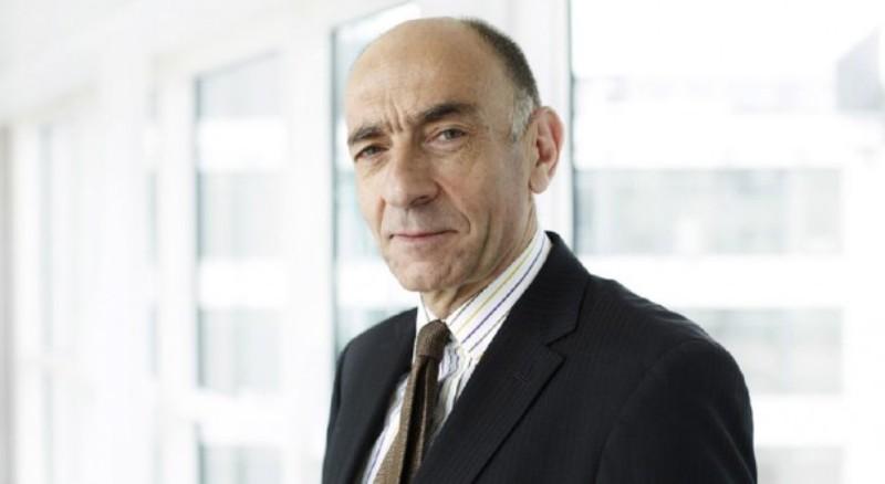 Jean-Marc Janaillac, le nouveau PDG d'Air France KLM - DR Air France.
