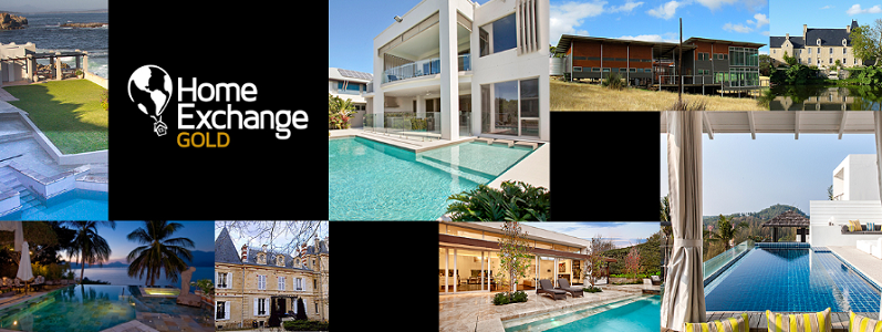 HomeExchange lance son offre Gold
