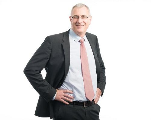 Emmanuel Bourgeat, directeur général de Travelport France