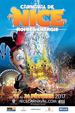 2017 Nice Carnival; a much anticipated event