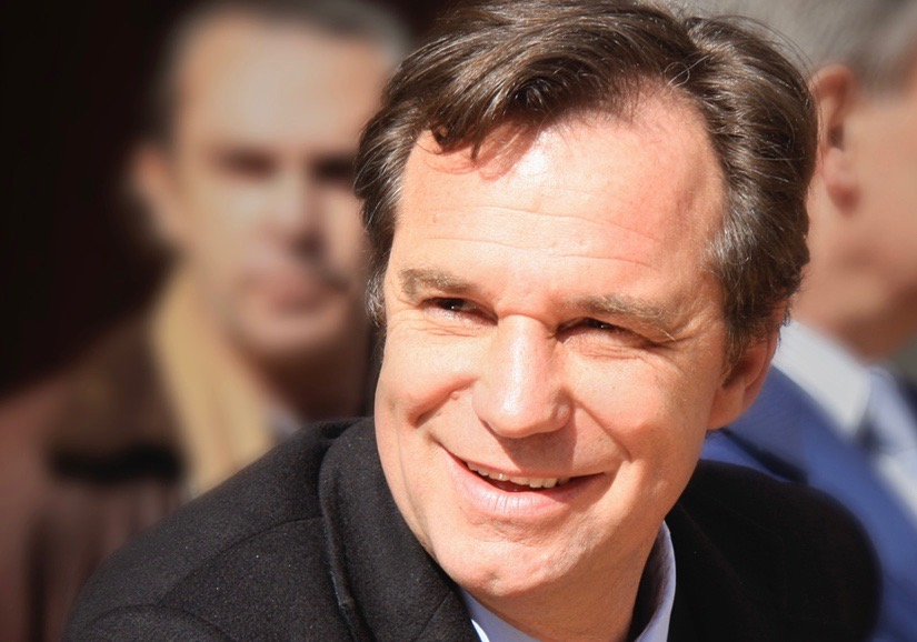 Renaud MUSELIER, Député européen et Président délégué et président du CRT de la Région Provence-Alpes-Côte d'Azur /photo Wikipedia