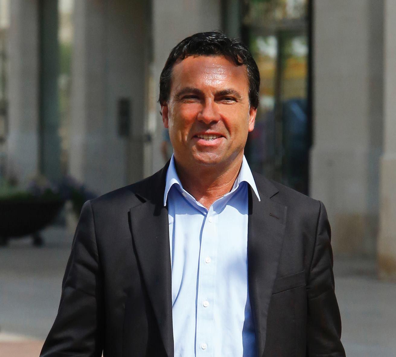 Le maire d'Arcachon Yves Foulon -Facebook photo