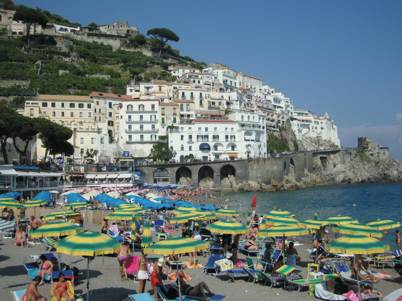Amalfi © DR