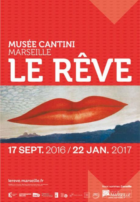 Affiche de l'exposition - DR : Musée Cantini Marseille