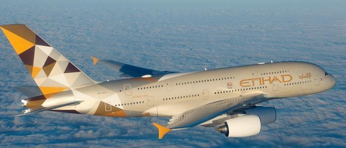Avec son partenaire Jet Airways, Etihad Airways étend son programme de vols entre Abu Dhabi et l'Inde - Photo : Etihad Airways