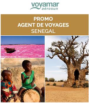 L'offre de Voyamar sur le Sénégal est réservée aux agents de voyages - DR : Voyamar