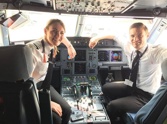 Les pilotes d'easyJet en Grande-Bretagne approuvent les propositions de la direction pour lutter contre leur fatigue et abandonnent leur projet de grève - Photo : easyJet-Facebook