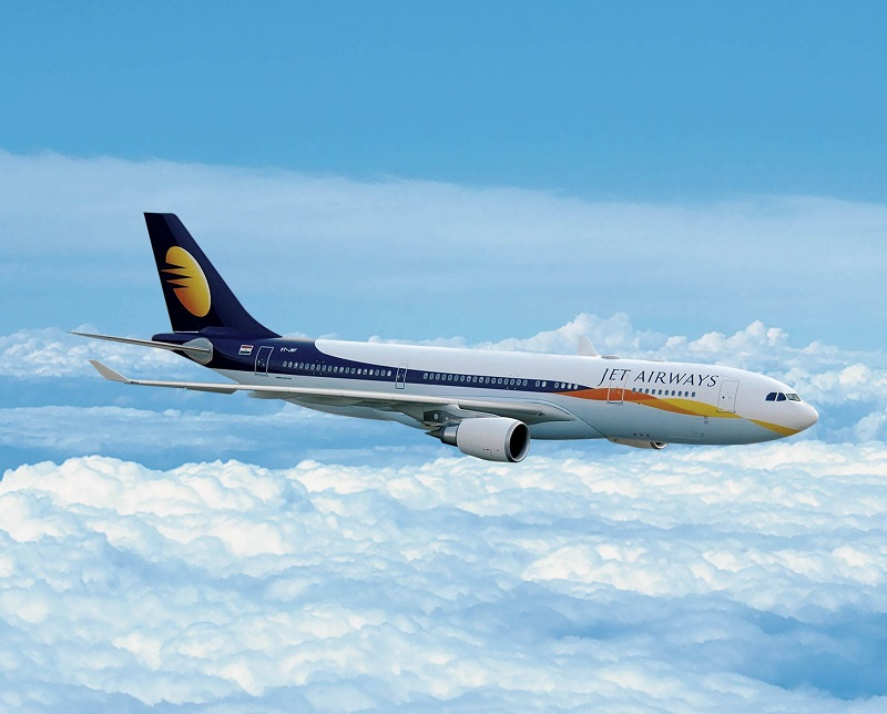 DR : Jet Airways