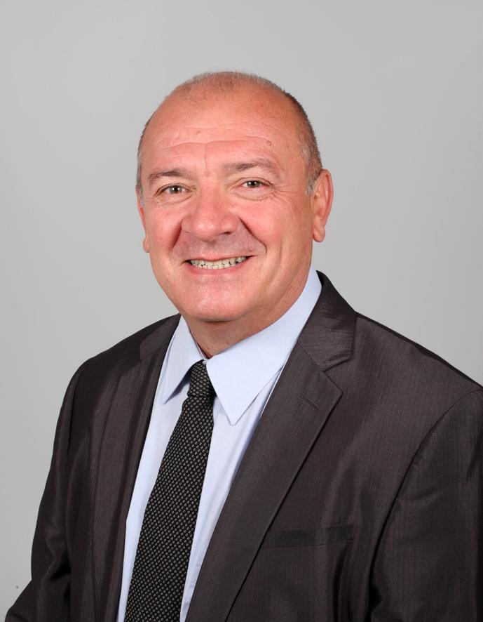 Monsieur Jean Pochoy, Directeur Général