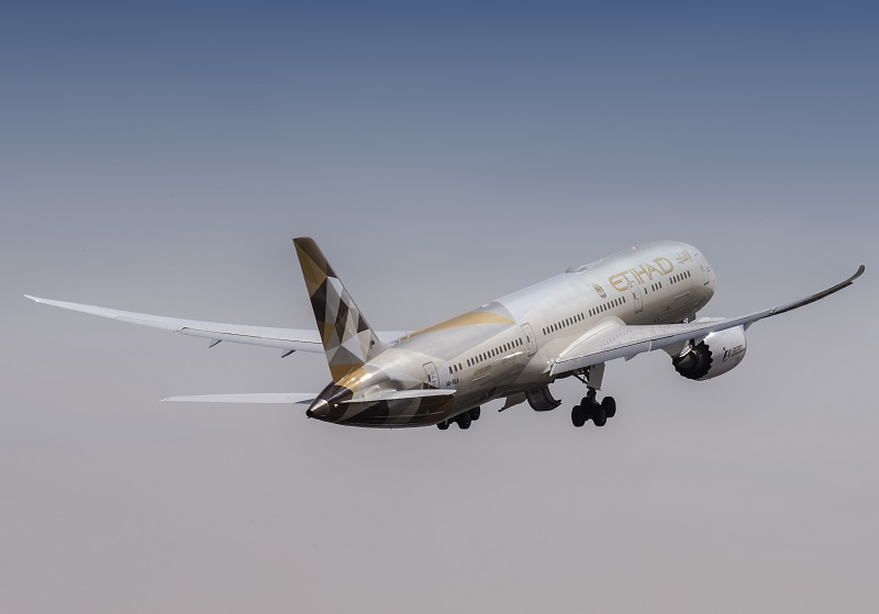 DR : Etihad Airways